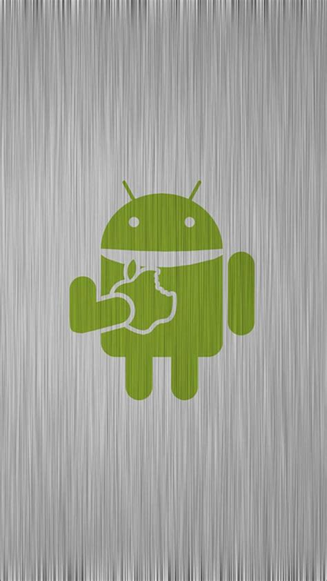 wallpaper apple eating android android eating apple best htc one wallpapers free and