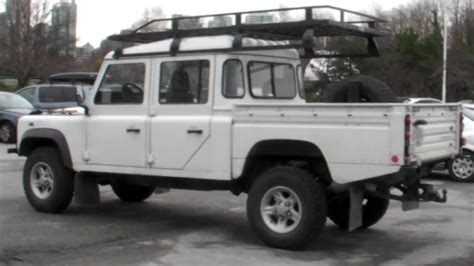 land rover 130 land rover defender 130 nice youtube