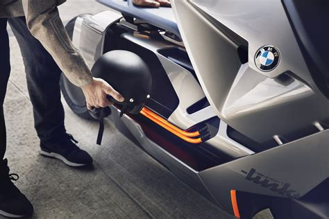 Lighting Floor Plan bmw s new concept motorcycle looks like it belongs in
