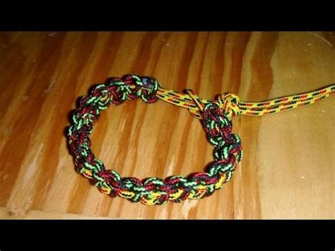 membuat gelang makrame cara membuat gelang dari tali prusik ig bayuyung