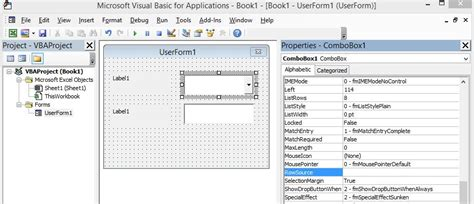 tutorial excel userform how to update and delete using excel vba userform vba