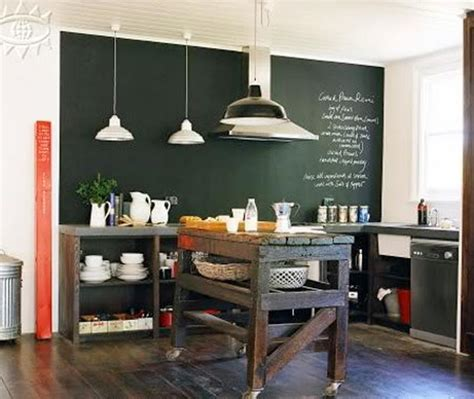 chalkboard ideas for kitchen 15 whimsical kitchen designs with chalkboard wall rilane