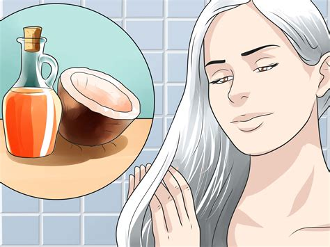 how to lighten my hair from black to light brown 4 ways to get silver blonde hair wikihow