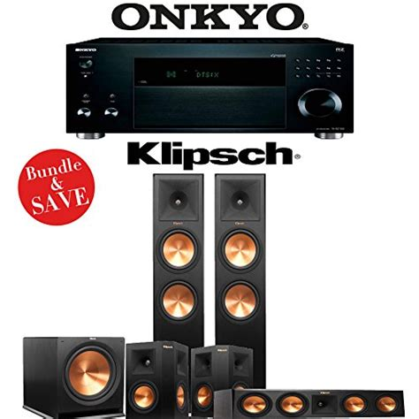 klipsch rp   ch reference premiere home theater