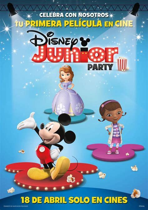 Film Disney Junior   disney junior party 2015 filmaffinity