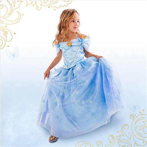 girls party dresses for 2015 new girl dress 4 13t cotton sequined cinderella dress