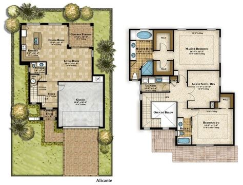 beautiful 3 bedroom 2 storey house plans new home plans
