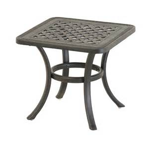 patio side table metal inspiring metal patio side table patio design 386