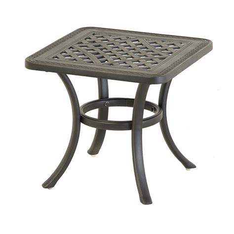 Inspiring Metal Patio Side Table Patio Design 386 Patio Side Table Metal