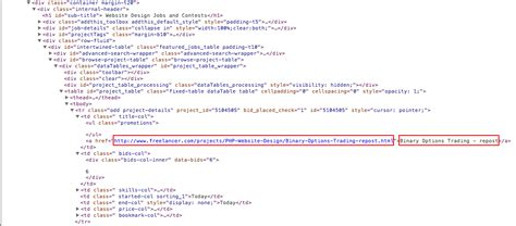 tutorial php dom php extracting data from html using simple html dom
