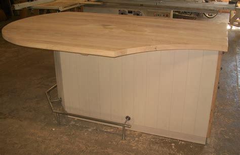fabriquer table cuisine fabriquer une table bar de cuisine maison design bahbe com