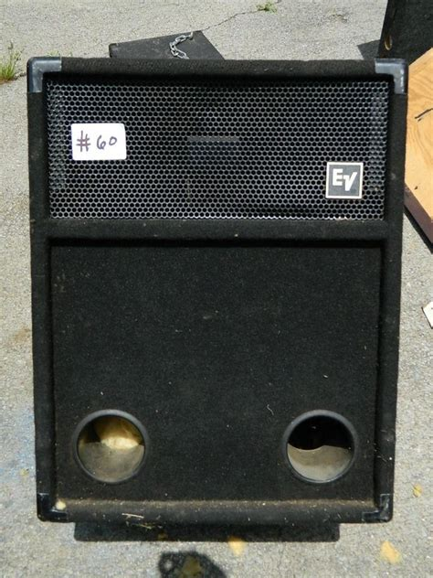 Speaker Subwoofer 18 Inch electro voice 18 inch subwoofer speaker cabinet empty 18 sub cab ev on popscreen