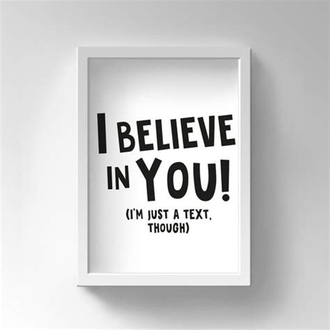 typography gifts i believe in you quotes archives quotesnew