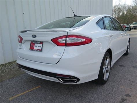 2015 Ford Fusion Turbo by 3fa6p0h99fr309845 2015 Ford Fusion Se Oxford White