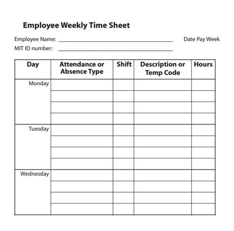 hourly time sheets military bralicious co