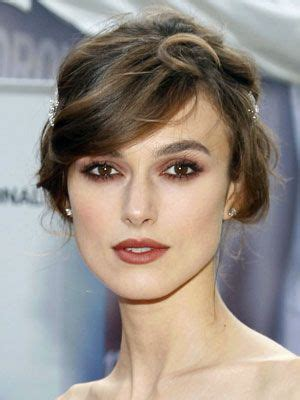 hairstyles for underbite 409 best images about keira knightley on pinterest