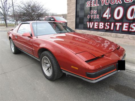 1988 Pontiac Firebird Formula by 1988 Pontiac Firebird Formula One Owner 5 0l V8 Automatic