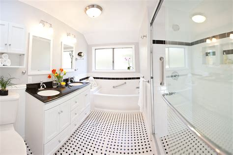 Universal Design Bathroom | universal design style bathrooms by one week bath