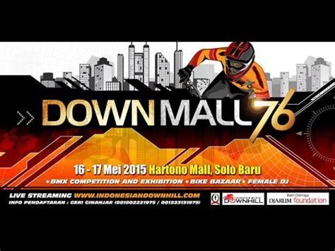 Ac Hartono downmall 76 kejurnas seri 1 2015 day 1 hartono mall