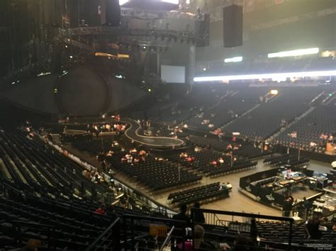 bridgestone arena section 118 bridgestone arena section 119 concert seating
