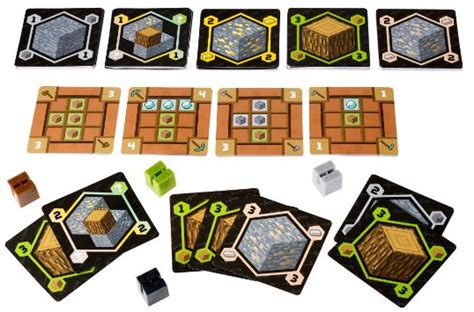 Mojang Minecraft Gift Card - a review of the minecraft card game the board game show