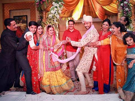 Divyanka Weds Vivek    Their Wedding Pictures You've Not