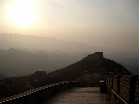 great wall badaling section blog 4corners7seas