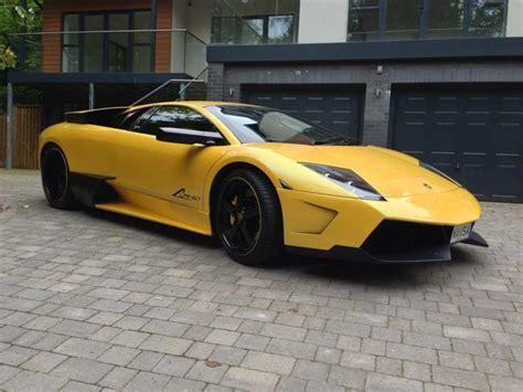 Wedding Car Lamborghini by Lamborghini Murci 233 Lago Lp640 Limited Edition Wedding Car
