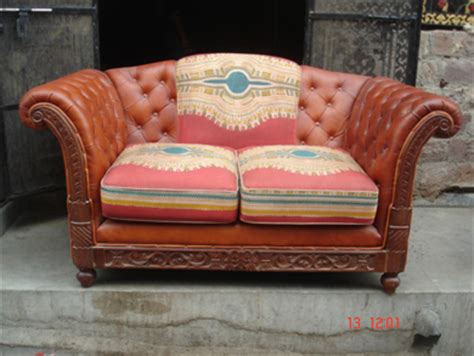jute leather handicrafts india sofa and chair