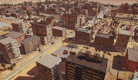 pubg desert map release date next pubg map shown as smaller city based desert map with