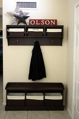 ana white mudroom bench 5 ways to get this look halloween porch