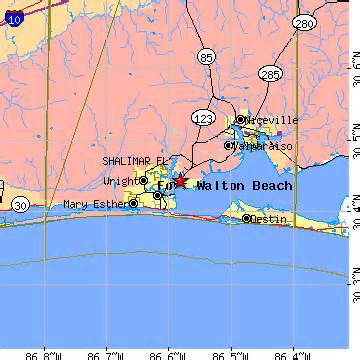 map of shalimar florida shalimar florida fl population data races housing