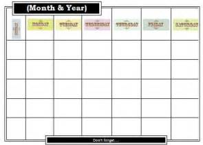 editable calender calendar template 2016