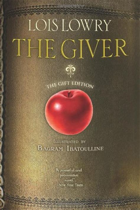 book report on the giver by lois lowry the giver by lois lowry book review of classic and