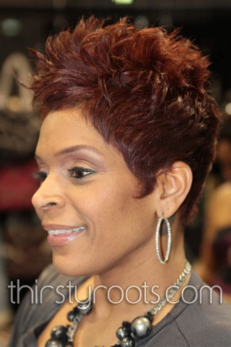 pretty 50 year black lady hair cuts short hairstyles for over 50
