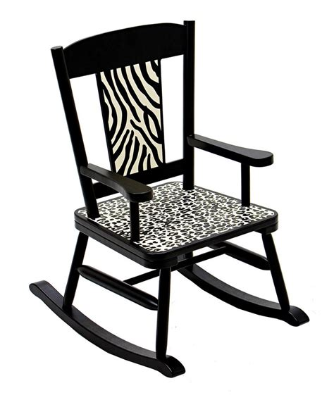 Kid Rocking Chair by Rocking Chair Animal Print