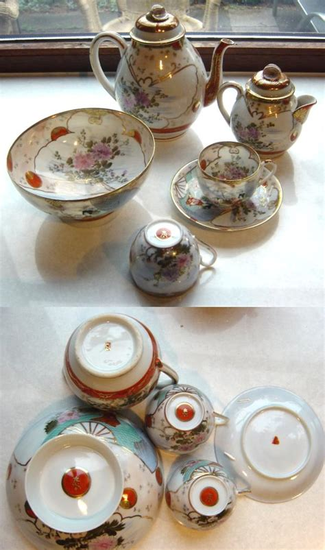 Teapot Melamin Golden kutani