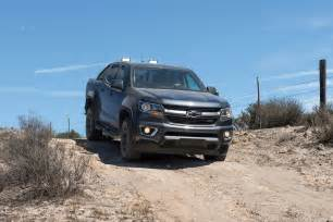 Chevrolet Colorado Road 2016 Chevrolet Colorado 2 8l Duramax Diesel Drive