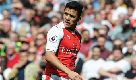 alexis sanchez jump manchester united transfer news arsenal hero discusses