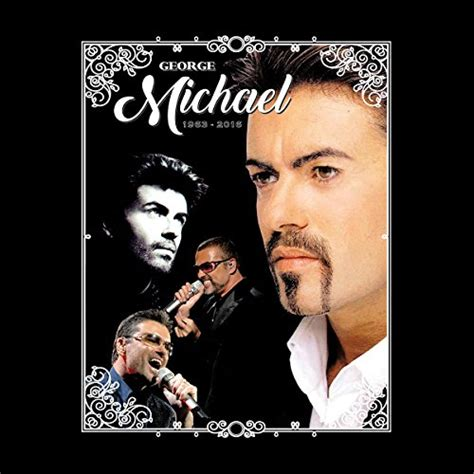 george michael freedom the ultimate tribute 1963 2016 books george michael 1963 2016 tribute s t shirt