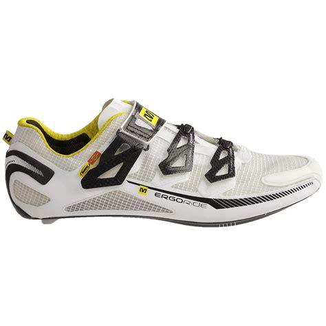 mavic road shoes mavic huez road cycling shoes for 6650c save 35