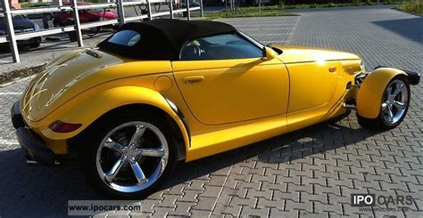 auto air conditioning repair 2002 chrysler prowler seat position control 2002 plymouth prowler car photo and specs