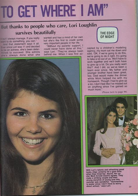 lori loughlin the edge of night 17 best images about the edge of night on pinterest