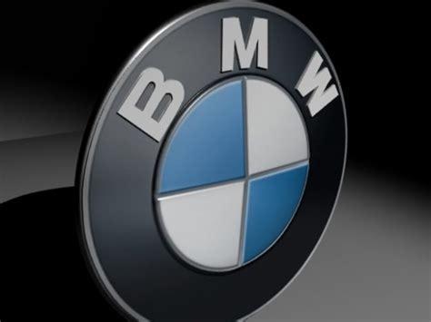 logo bmw 3d bmw logo 3d model max obj 3ds fbx cgtrader com