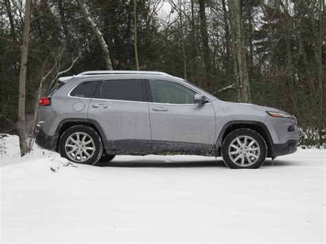 Jeep 2014 Mpg 2014 Jeep Limited 4x4 Gas Mileage Test With V 6