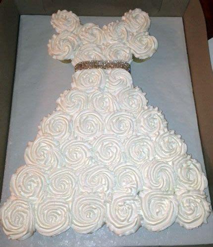 bridal shower cupcake dress cake wedding dress cupcakes bridal shower cupcakes jpg 430 215 498