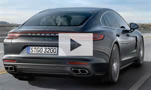 Porsche panamera ii 2016 video autozeitung de