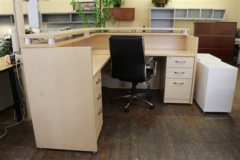 Teknion Reception Desk Teknion Reception Desk Teknion Reception Desk Suite System Allsold Ca Buy Sell Used Office