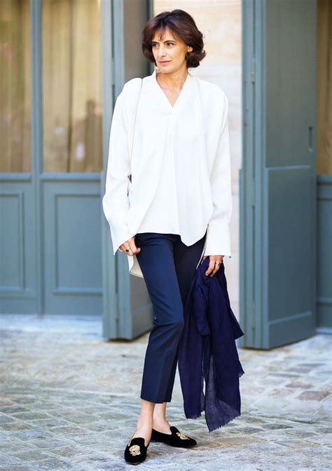 french style for matyre women meet the perfect style icon for older women style icons