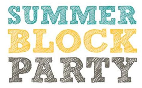 Church Floor Plans Free Summer Block Party Save The Date Market Street Apartments